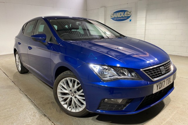 Seat Leon 1.2 Tsi SE Dynamic Technology 5dr Hatchback 2017
