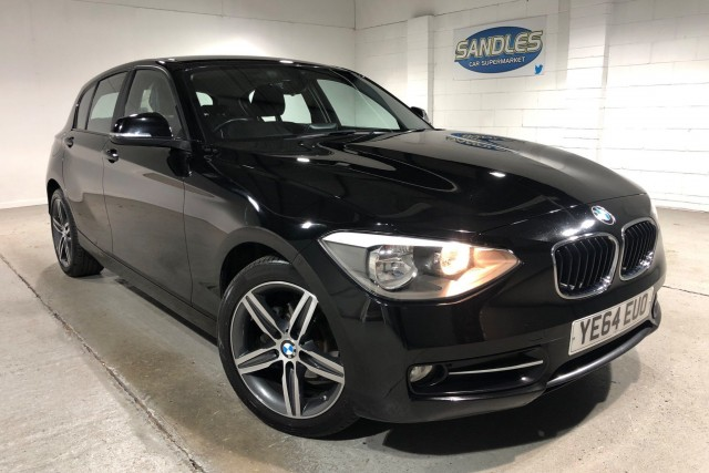 BMW 1 Series 2.0 116d Sport 5dr Hatchback 2014