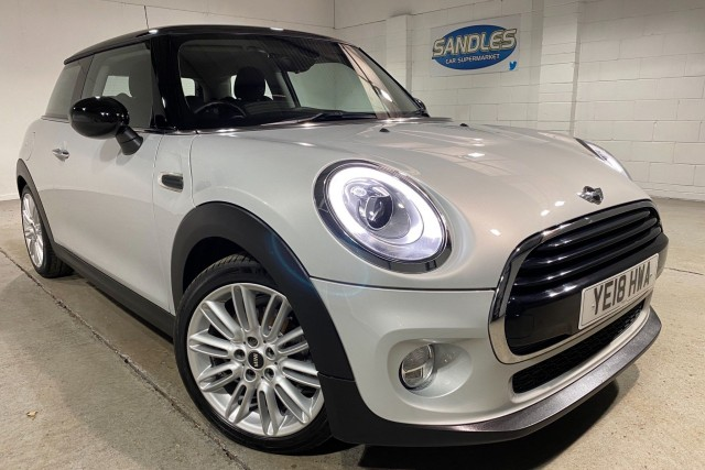 Mini Hatch 1.5 Cooper 3dr Hatchback 2018