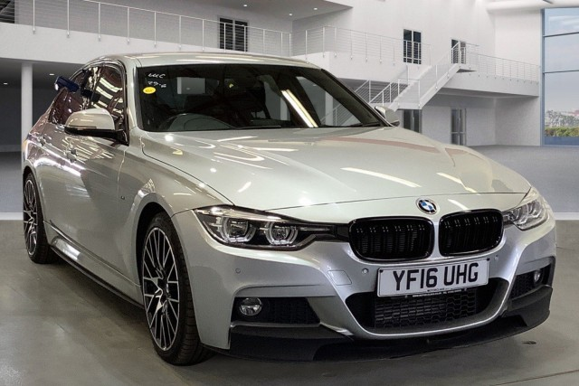 BMW 3 Series 2.0 320d M Sport 4dr Saloon 2016