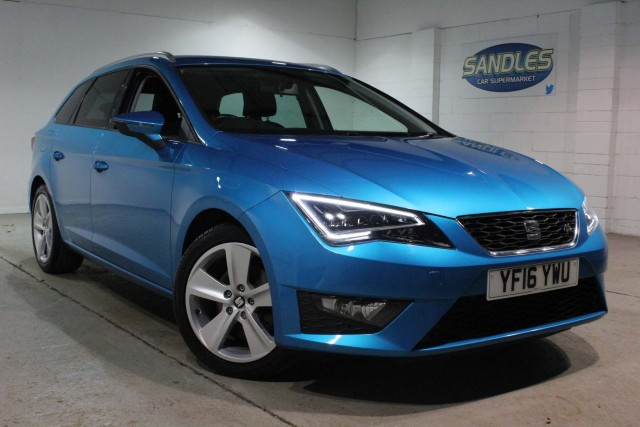 Seat Leon 1.4 Ecotsi Fr Technology 5dr Estate 2016