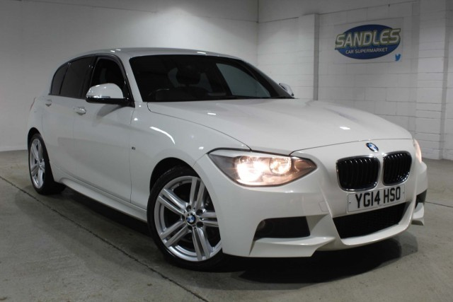 BMW 1 Series 2.0 116d M Sport 5dr Hatchback 2014