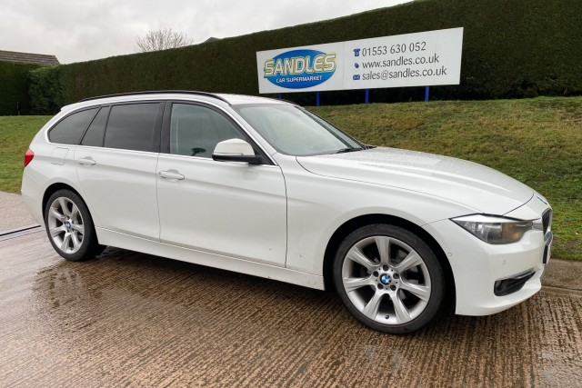 BMW 3 Series 2.0 320d Luxury Touring 5dr Estate 2015
