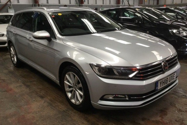 Volkswagen Passat 2.0 SE Business TDi Bluemotion Technology DSG 5dr Estate 2018