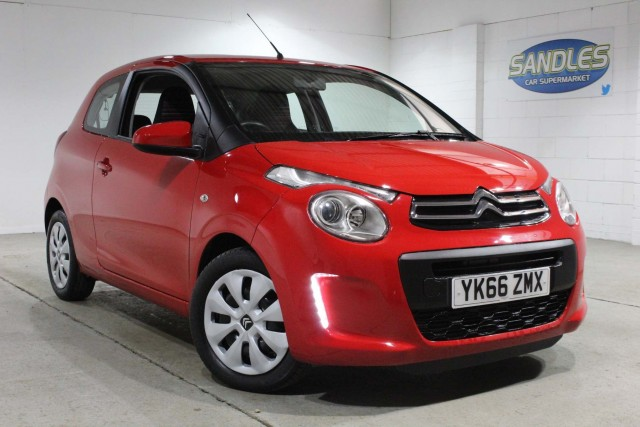 Citroen C1 1.2 Puretech Feel 3dr Hatchback 2016