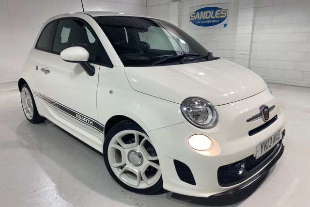 Fiat 500 1.4 Abarth 3dr Hatchback 2013