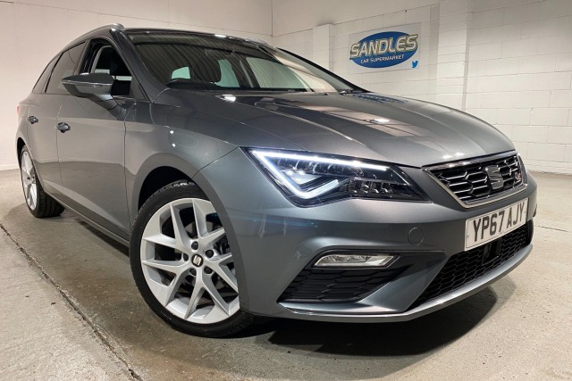Seat Leon 1.4 Tsi Fr Technology 5dr Estate 2017