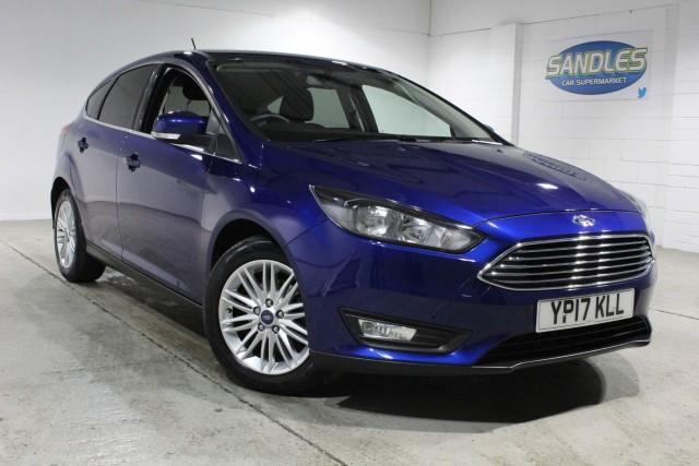 Ford Focus 1.5 Zetec Edition TDCi 5dr Hatchback 2017