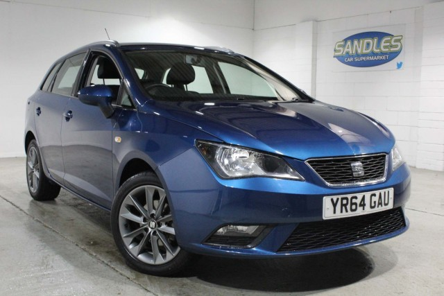 Seat Ibiza 1.2 Tsi I-tech 5dr Estate 2014