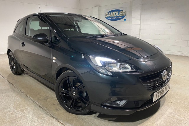 Vauxhall Corsa 1.4 Limited Edition 3dr Hatchback 2016